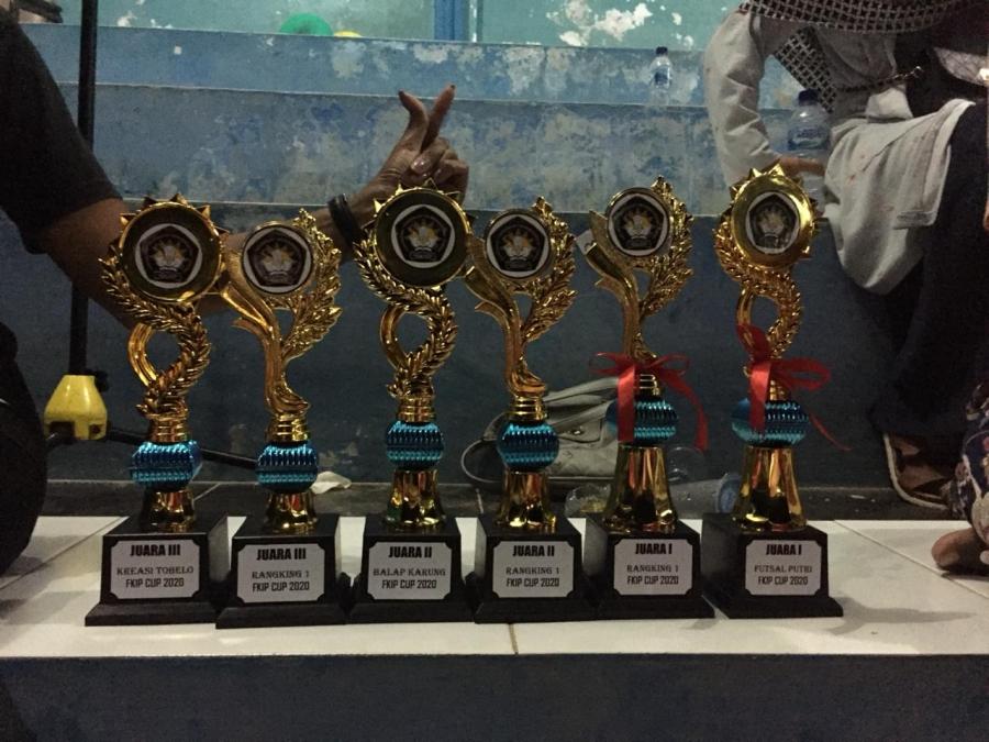 FKIP CUP 2020 Mahasiswa Program Studi Pendidikan Bahasa Indonesia FKIP UNIMUDA Sorong Mendapat Torehan Juara dalam Beberapa Cabang Lomba.