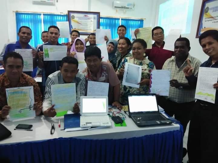 Dosen Prodi Pendidikan Bahasa Indonesia dan PGSD Mengikuti Pelatihan Literasi