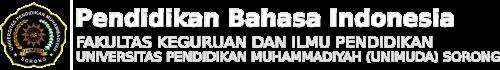 Pendidikan Bahasa Indonesia